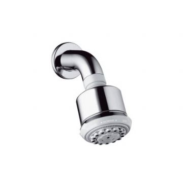 Hansgrohe Clubmaster overhead shower with shower arm 27475000